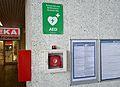 AED Dworzec Centralny w Warszawie.JPG