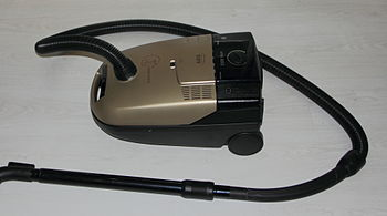 A vacuum cleaner from AEG