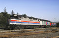 AMTK 536 with 568 Train 14 San Jose 77xRP - Flickr - drewj1946.jpg