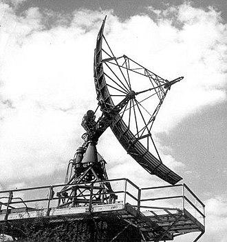 General Electric AN/FPS-6 Radar - Image: AN FPS 6 Radar