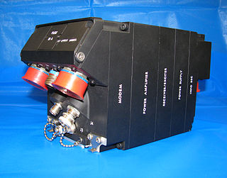 AN/ARC-210 A family of radios for military aircraft made by Rockwelll-Collins