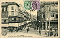 ARTAUD 15 - AMIENS - La rue des Trois-Cailloux et la Place Gambetta.JPG