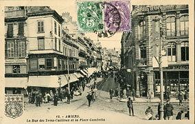 History Of Amiens Wikipedia
