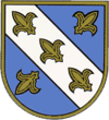 Coat of arms of Enzesfeld-Lindabrunn