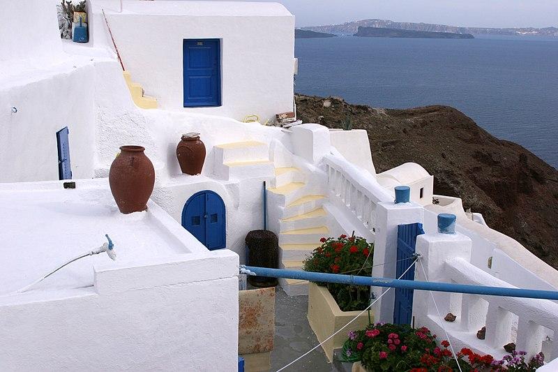 Santorini Interior Design
