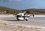 A Short Skyvan at Barra Airport (geograph 4932878).jpg