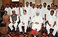 A delegation of leaders from Bundelkhand region led by Shri Rahul Gandhi calling on the Prime Minister, Dr. Manmohan Singh, in New Delhi on July 28, 2009.jpg