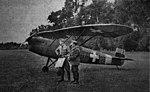 A légierő pilótái egy Levente II.-vel 1944-ben.jpg