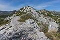 A mountain road, Primorska Planinarska Transverzala, Montenegro 148.jpg