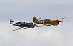 A pair of Curtiss P-40s (5923855222).jpg