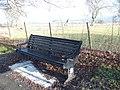 A seat - geograph.org.uk - 1714821.jpg