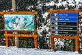 A short visit to Rossland BC, and the Red Mountain Ski Resort - ski area map - (19511512878).jpg