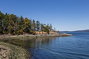A small inlet in Ruckle Provincial Park, Saltspring Island, Canada 03.jpg