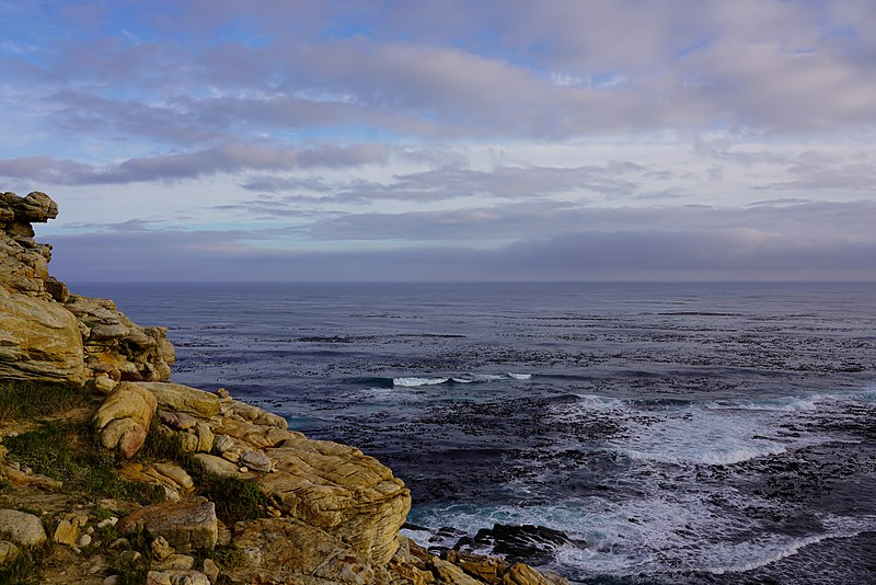File:A view from Cape of Good Hope.jpg
