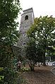 Aachen Basilika St. Michael, Chorseite und Nordwestlicher Turm.jpg