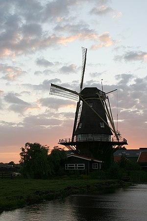 Aarlanderveen - Image: Aarlanderveen De Morgenster
