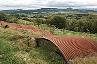 Abandoned Pig Sheds, Upsall Moor - geograph.org.uk - 544205.jpg