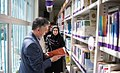 Abbas Salehi, Arghaval Library, Tehran - 8 March 2018 05.jpg