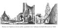 AbbayeSaintEvroultRuines1845.png