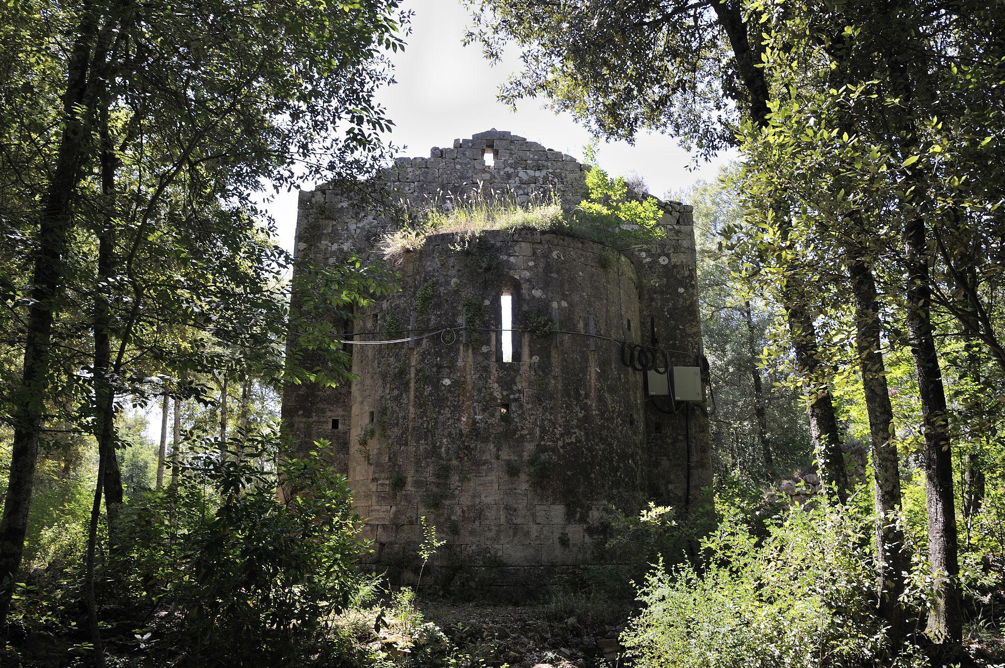 Abdide Chiesa dei San frediano e San Giovanni, Castelvecchio