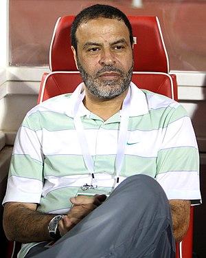 Al Ahli SC (Doha) - Abdullah Mubarak, former manager of Al Ahli