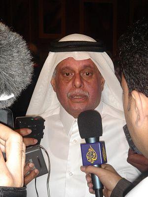 H.E. Abdullah bin Hamad al-Attiyah, Qatar's Se...