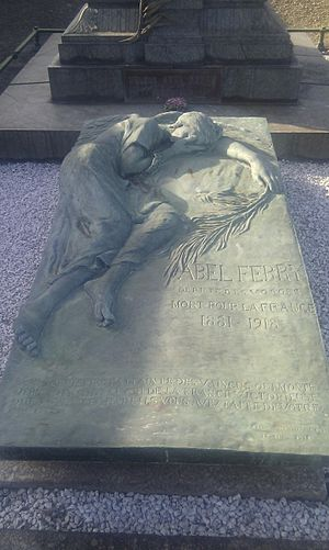 Abel Ferry