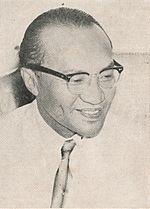 Abu Hanifah ing taun 1955