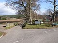 Access road to Aboyne golfcourse - geograph.org.uk - 364232.jpg