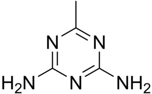 Acetoguanamine - Image: Acetoguanamine