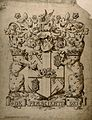 Achievement of arms of the London Barber Surgeons Company. C Wellcome V0014714.jpg