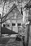 achterkant van de voormalige synagoge te zierikzee - zierikzee - 20223516 - rce
