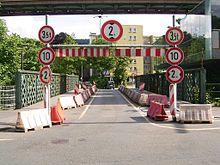 Brückensperrung Köln Heute