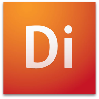 Adobe Director multimedia application authoring platform