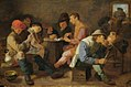 Adriaen Brouwer - Boors Smoking and Drinking NTIV HAMH 172301.jpg