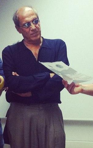 Челентано на лекции в Миланском техническом университете, 2013 год