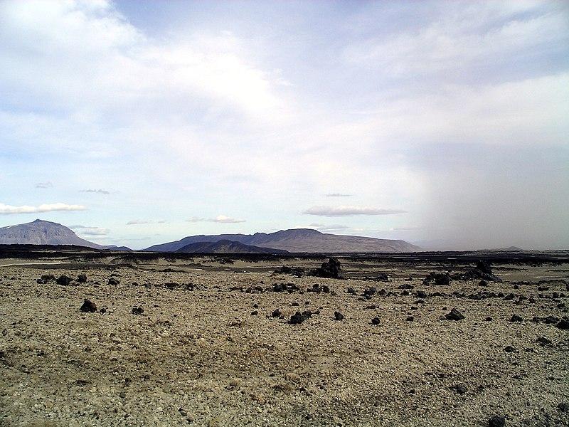 File:Aeolian sediment transport iceland 2003.jpg
