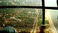 Aerial view of Calicut city.jpg