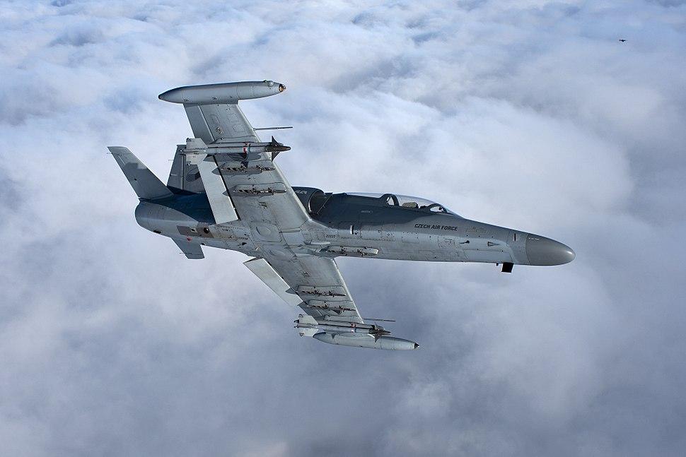 Aero L-159 ALCA (Czech Air Force) (6437228061)