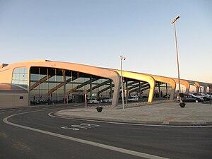 León Airport - Image: Aeropuerto LEN