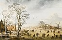 Aert van der Neer - Winter Landscape with Kolf Players.jpg