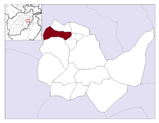 Guldara District District in Kabul Province, Afghanistan