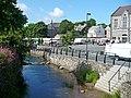 Afon Cefni and market, Llangefni - geograph.org.uk - 863786.jpg