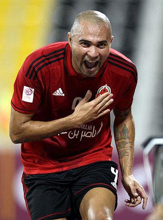 Afonso Alves - Alves in Al-Rayyan colours