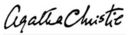 Agatha Christie's signature.png