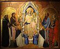Agnolo Gaddi Madonna con Bambino in trono e Santi.jpg