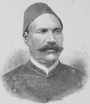 Richard Eve - Eve defended Ahmed 'Urabi in 1882