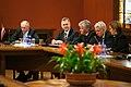 Ainara Latkovska un Aizsardzības, iekšlietu un korupcijas novēršanas komisijas deputātu tikšanās ar Ungārijas aizsardzības ministru (8389717572).jpg
