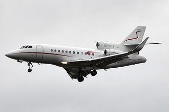 Air Alsie - Air Alsie Dassault Falcon 900