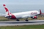 Air Canada Rouge, B767-300, C-FMWU (18266033679).jpg